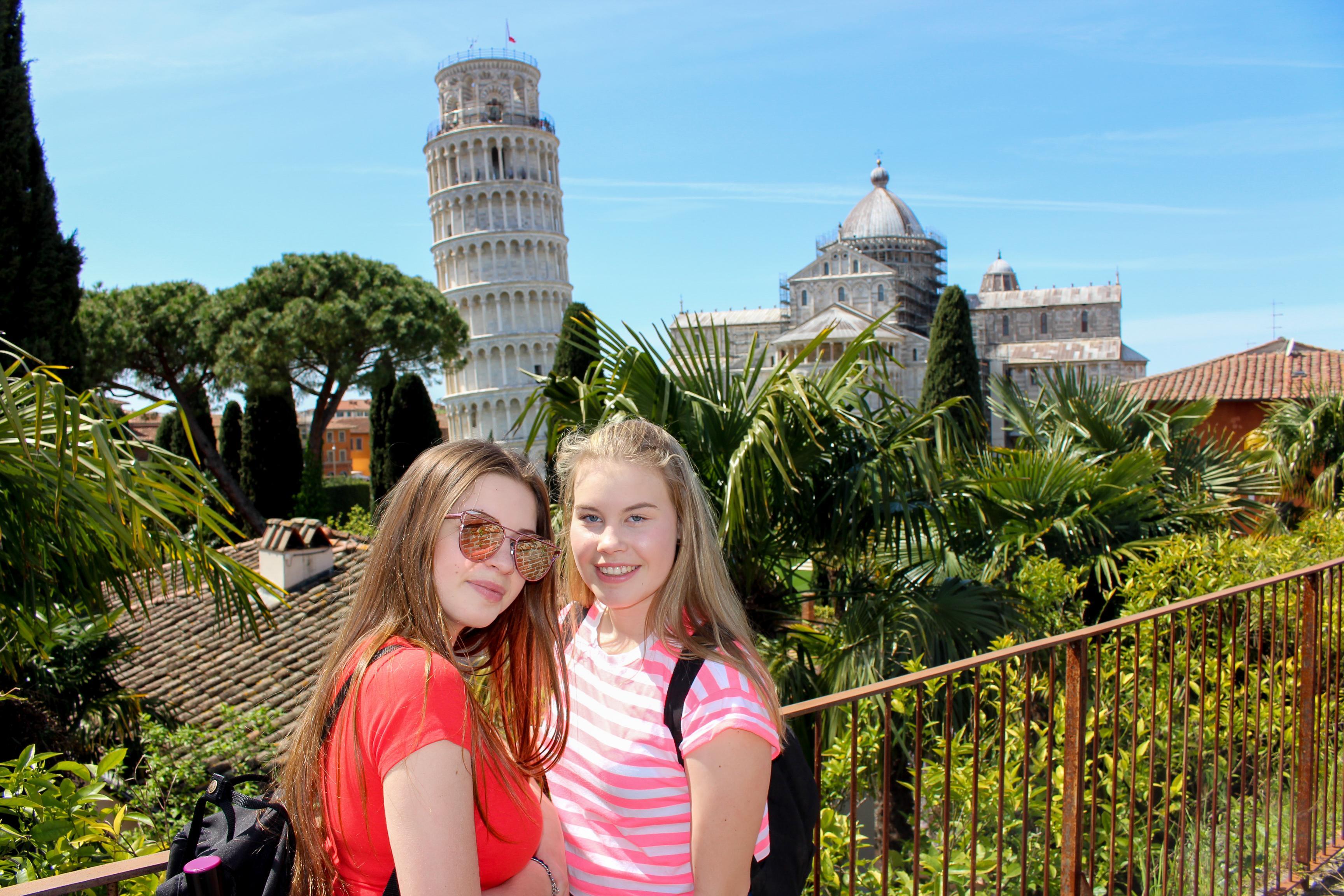 Schüleraustausch in Pisa