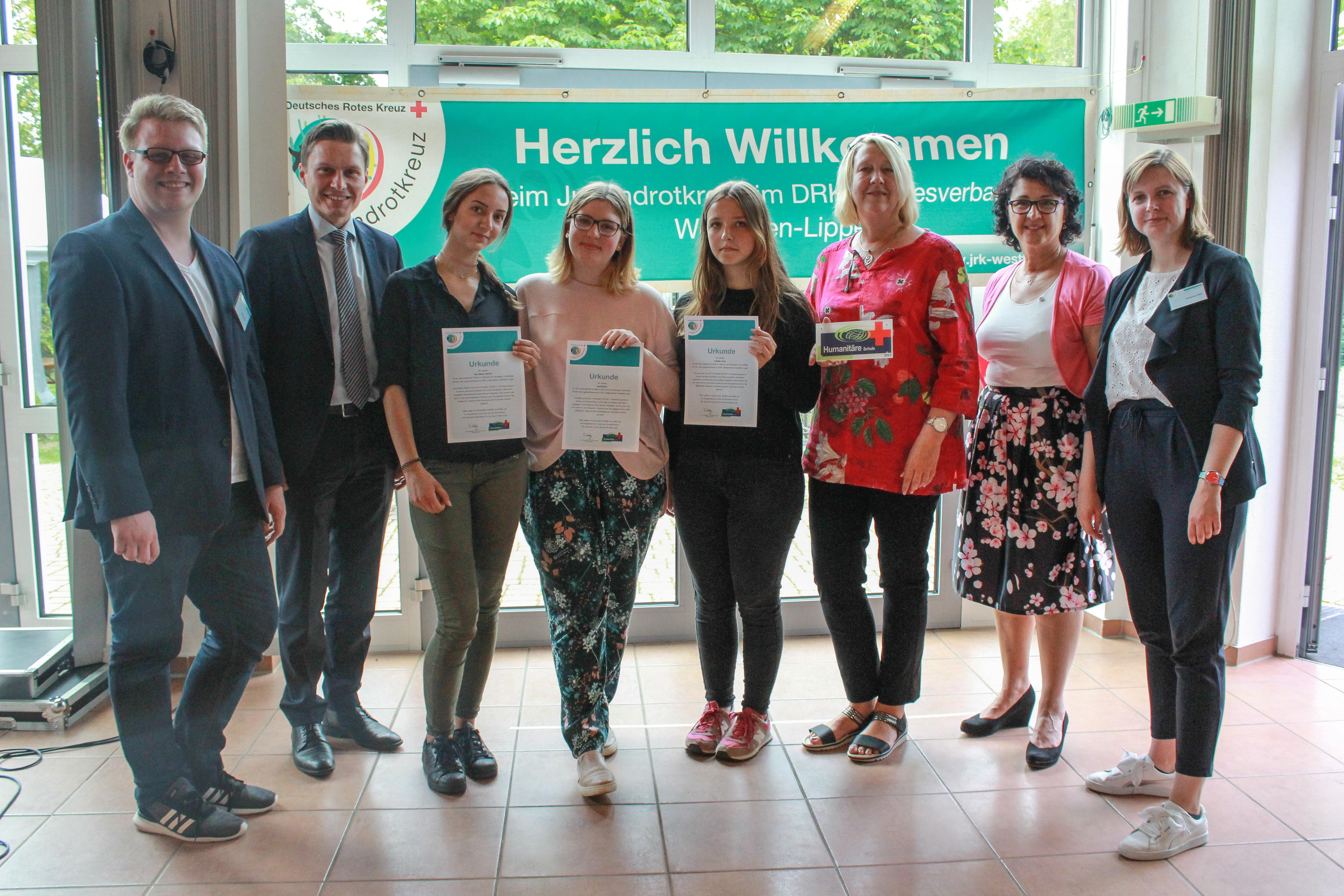 Preisverleihung in Gelsenkirchen