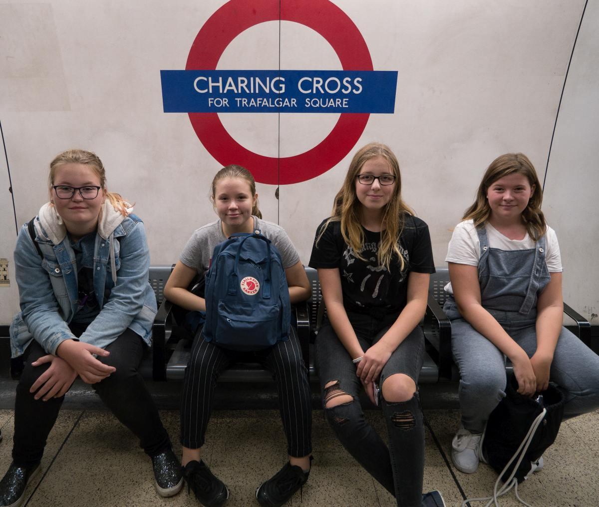 London 2018 - Jahrgang 9