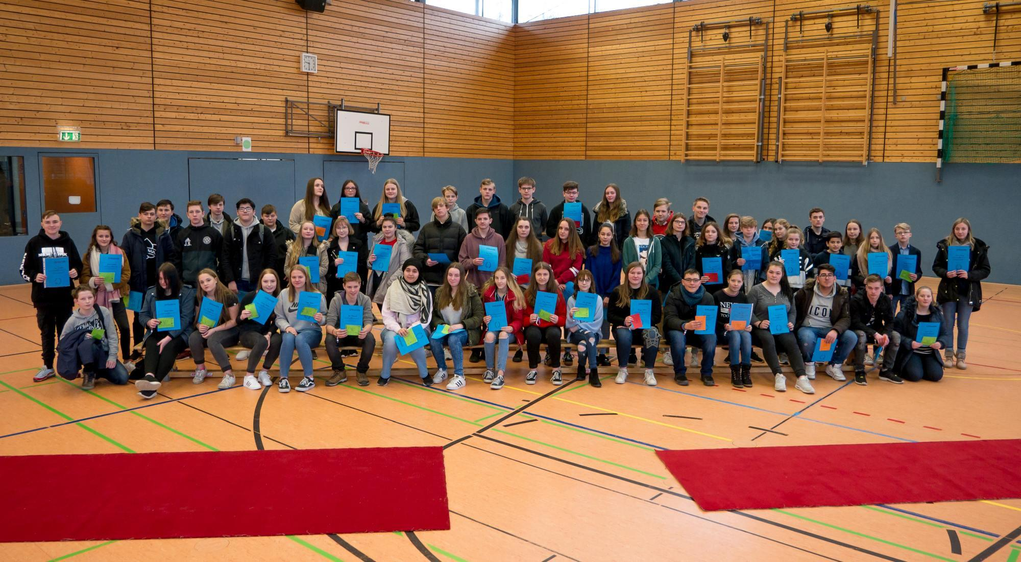 Roter Teppich Januar 2019