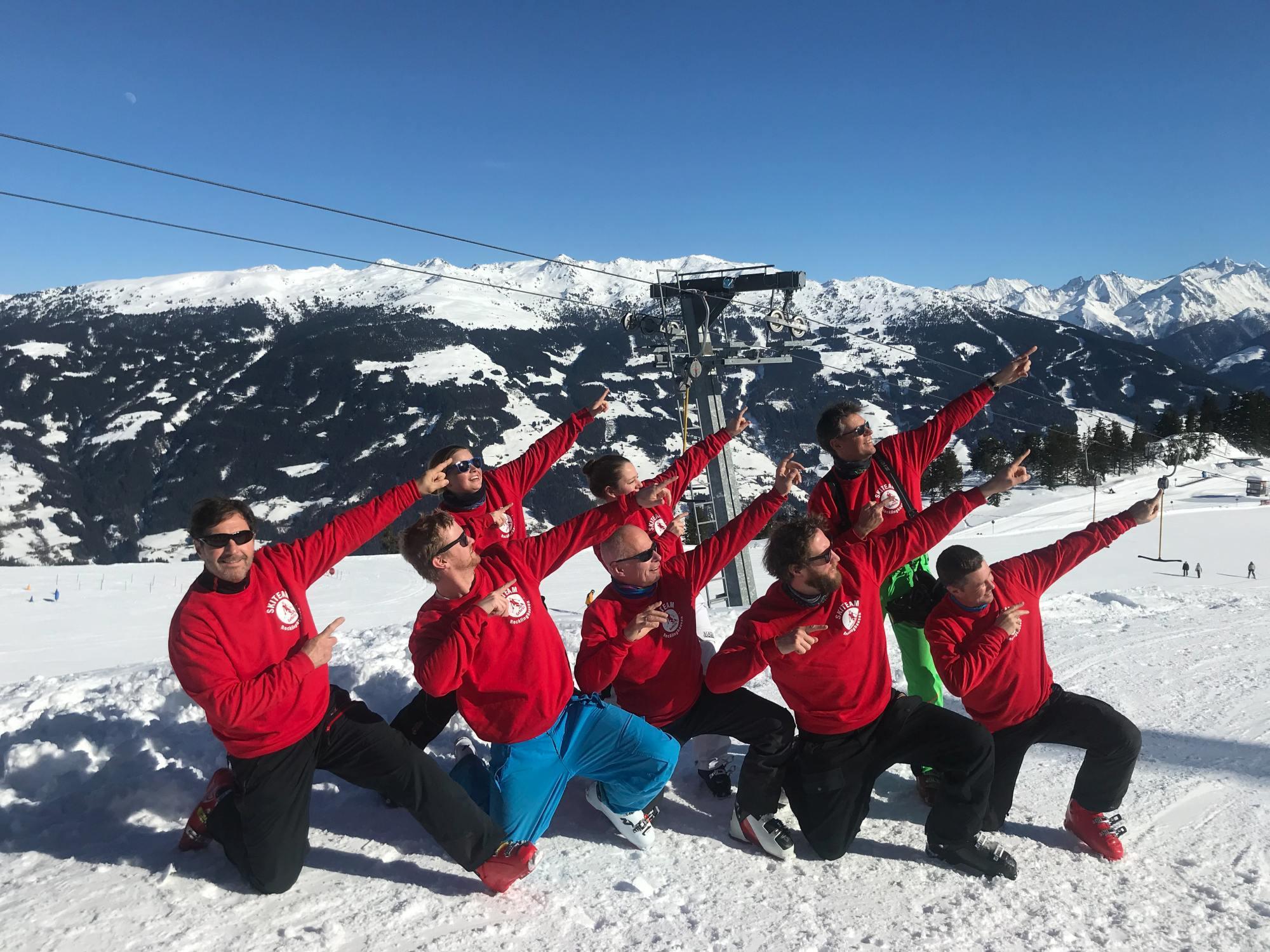 Skifreizeit im Zillertal 2019