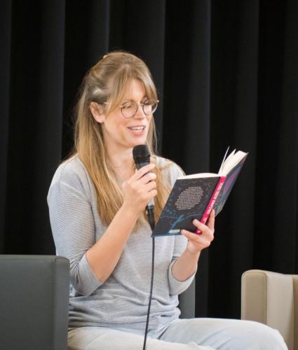 Lesung mit Fee Krämer